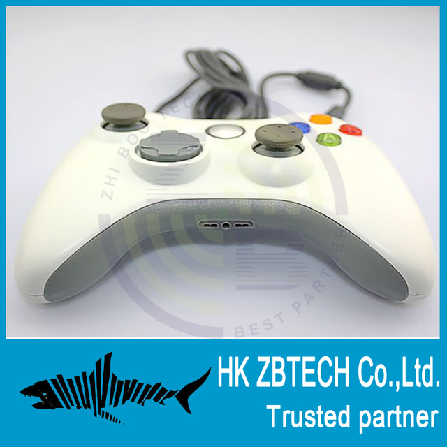 New Design Wired USB Game Pad Controller For MICROSOFT Xbox 360 PC Windows 7 XP