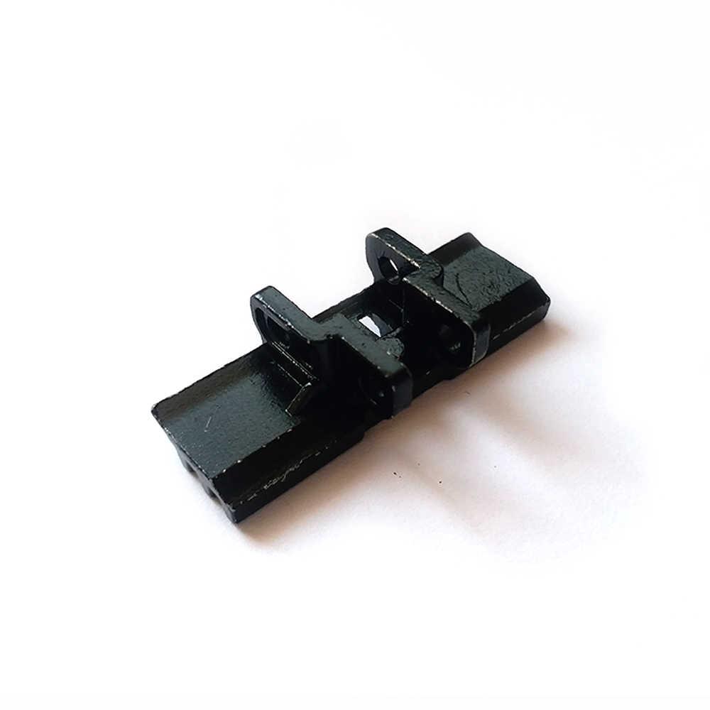 Chenille en métal 40mm chaussures de piste pour modèles Rc