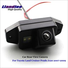 Liandlee For Toyota Land Cruiser Prado J120 Car Rearview Reverse Camera Backup Parking Rear View Camera / Integrated SONY CCD HD new high quality rear view backup camera parking assist camera for toyota 86790 42030 8679042030