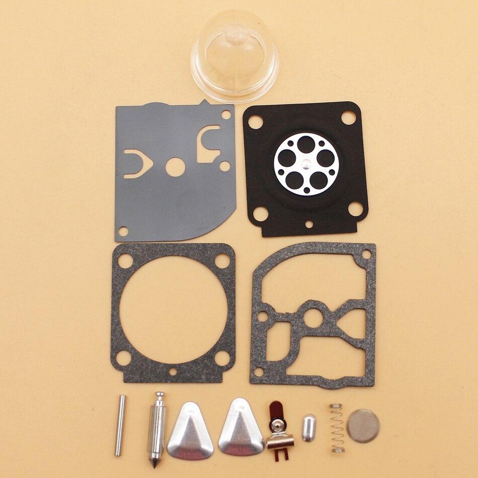 Carburetor Carb Repair Rebuild Kit For STIHL HS45 FS55 FS38 BG45 MM55 Trimmer Mini Tiller