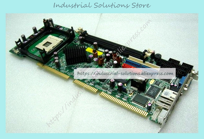 все цены на  Industrial Motherboard ROCKY-6610 100% tested perfect quality  онлайн