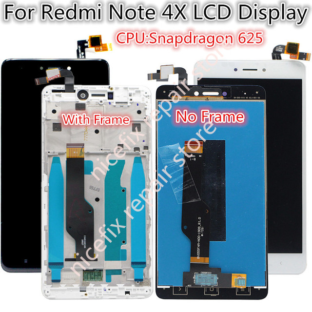 Xiaomi Redmi Note 4x Note 4 Global Version Lcd Screen