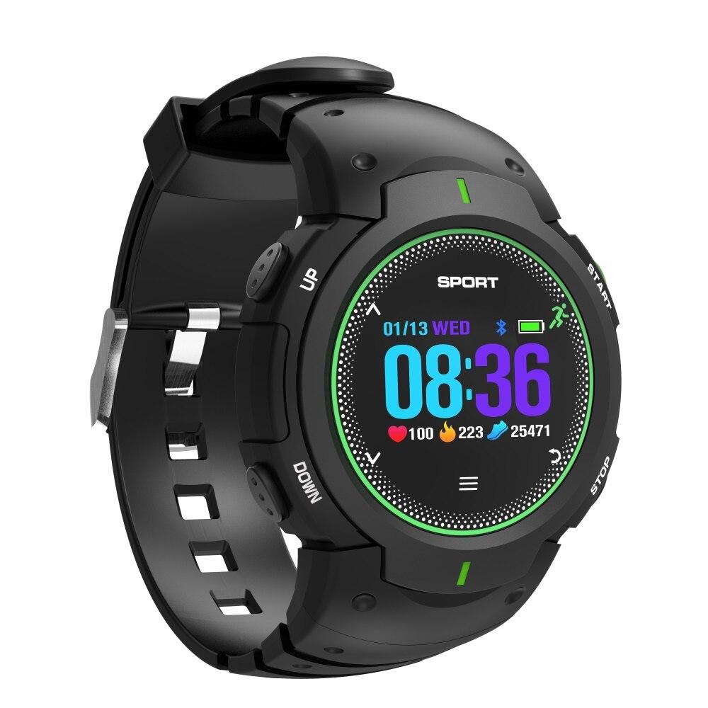 Intelligente Armbänder Sinnvoll 696 F13 Smart Band Uhr Ip68 Wasserdichte Lauf Smartwatch Multisport-fahrrad Tracker Hitze Und Durst Lindern. Unterhaltungselektronik