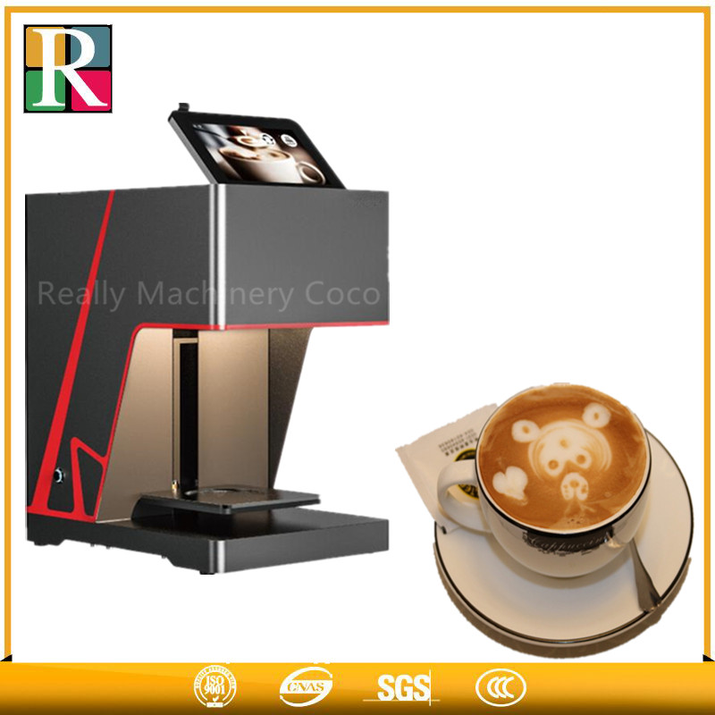 Fast Shipping Selfie Coffee Printer, Cake Printing Machine For Image Photo