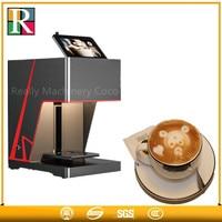 Máquina de impressão rápida do bolo da impressora do café de selfie para a foto da imagem machine for machine machine printer coffee -