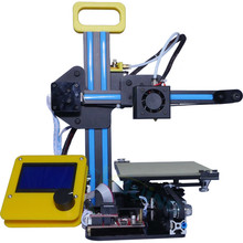 Excessive Accuracy DIY 3D Printer Equipment for Reprap Prusa i3,MK3 heatbed,LCD ,MK8 extruder,Official prototype