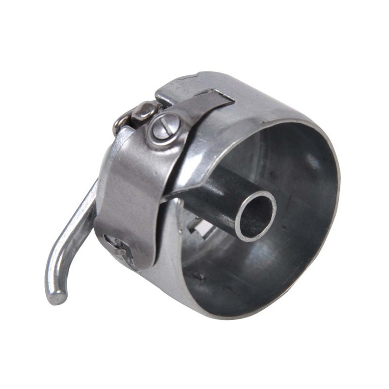 Hot Silver Sewing Machine Metal Bobbin Spool Case For Toyota Brother Simple Kenmore Sewing Machine Bobbins