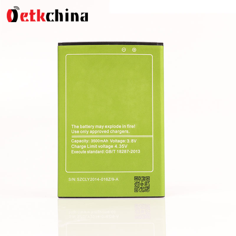Kingzone Z1 Battery High Quality 3500mAh Li ion Battery Replacement For kingzone Z1 Plus Mobile Phone