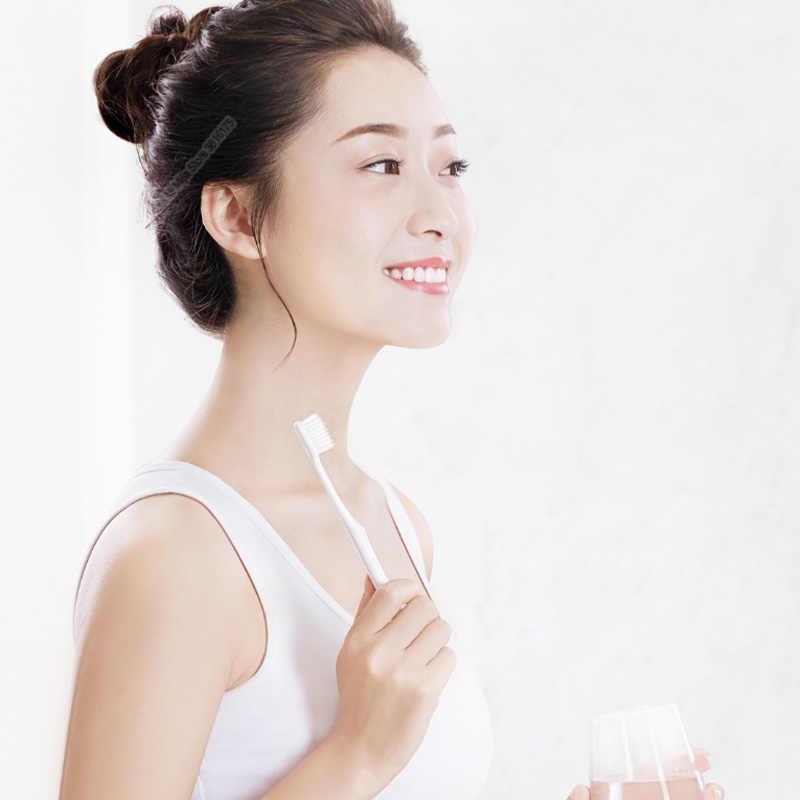Oryginalny Xiaomi Mijia Doctor B wersja młodzieżowa zakład szczoteczka do zębów, wygodne, miękkie, szary i biały do wyboru pielęgnacja jamy ustnej i zębów Soocas