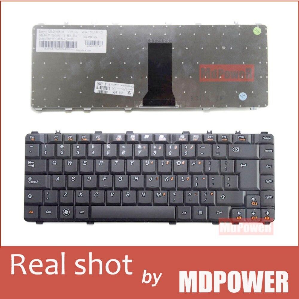 Genuine FOR LENOVO 20020 Y450 V460 B460 Y460 Y550 Y560 laptop keyboard