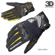 купить 2019 Summer New KOMINE GK162 3D Mesh TECHNOLOGY Riding Glove Motorcycle/motorbike/Moto Racing Gloves Have Colors Size M L XL по цене 683.88 рублей