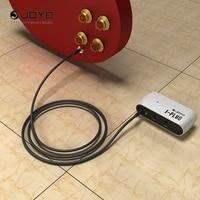 Joyo I Plug Portable Mini Amp Electric Guitar Headphone Amplifier Built In Overdrive Effect For IOS