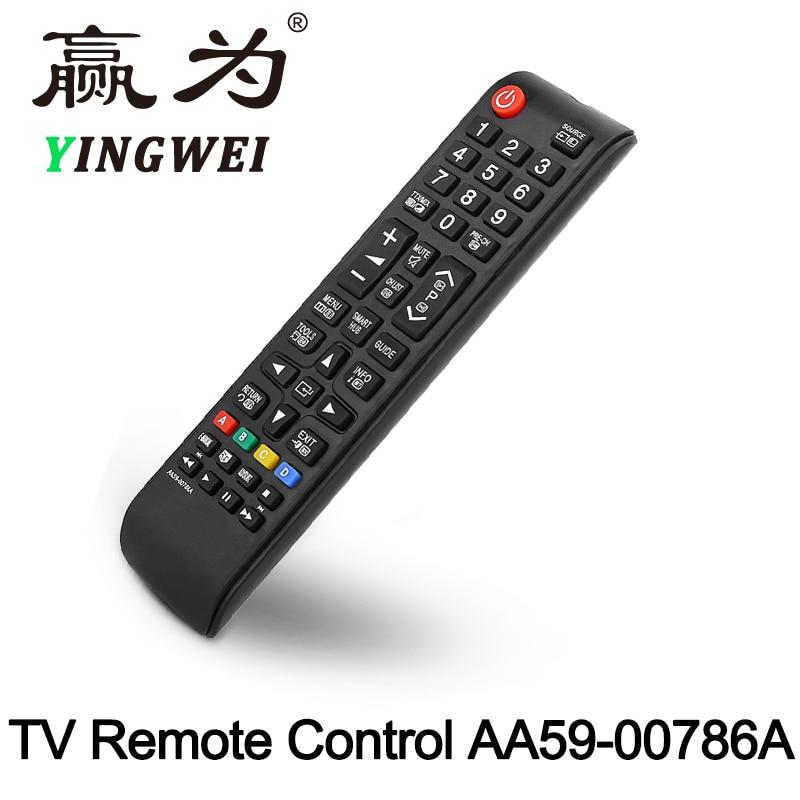 Universal Fernbedienung Hohe Qualität Für Samsung Aa59-00786a 3d Smart Tv Großhandel Tv Control Herausragende Eigenschaften Heimelektronik Zubehör