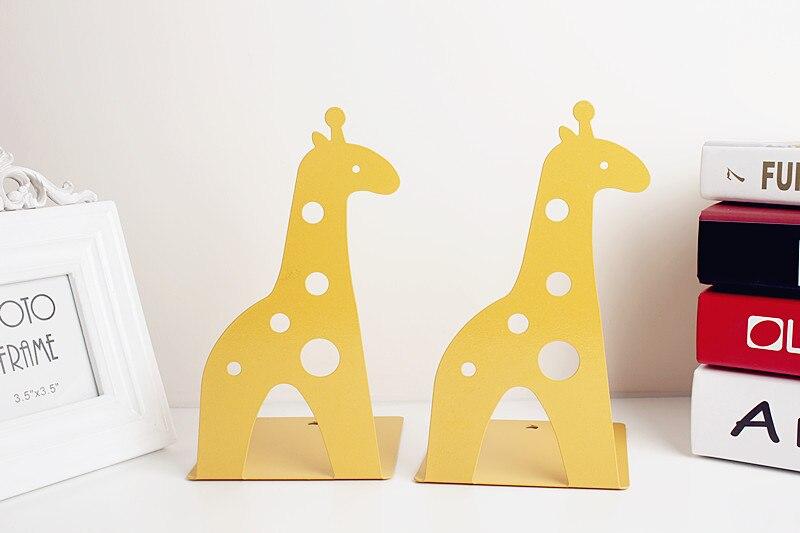 Novo 2 pçs set bonito girafa e