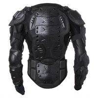 WOSAWE Motorcycle Jacket Chest Armor Back Support Motocross Protector Racing Motocross Protection Gear Motorcycle Turtle