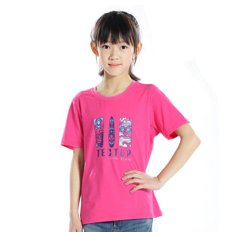 Tectop Luar Musim Panas Anak-anak Laki-laki Perempuan Katun Bernapas - Pakaian olahraga dan aksesori - Foto 3