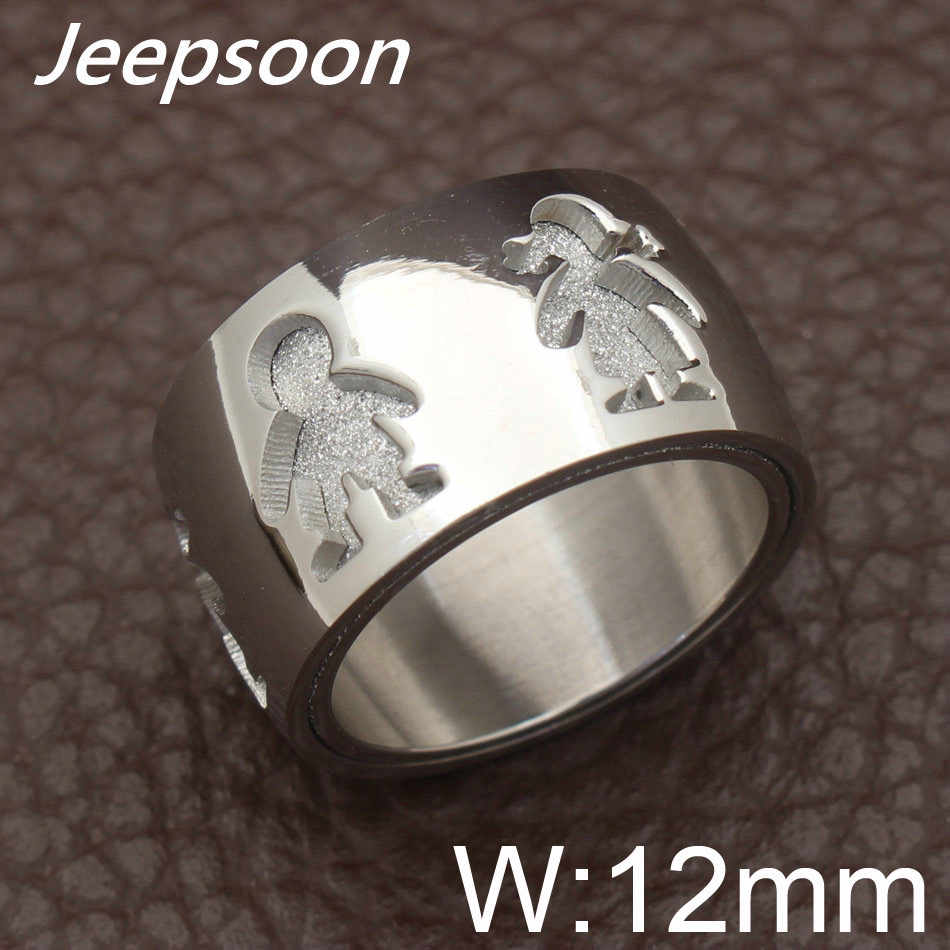 Hot Wholesale Newest Fashion Jewelry stainless steel gold color and Silver color Superior quality rings for women Gift RBJFDGBB