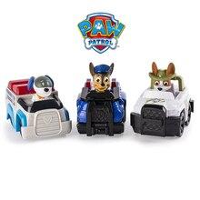 1 шт. Щенячий патруль трекер robo apollo автомобиль и детская игрушка-фигурка в Подарок Щенок для собак дорожно-патрульной службы собака Горячая Распродажа