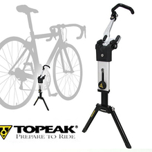 Tune-Up-Stand Bike Bicycle Topeak Flashstand PORTABLE MTB with Carry-Bag for Travelling