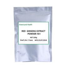Best Price, 10:1 Organic  Ginseng Red Panax Extract powder,best for men