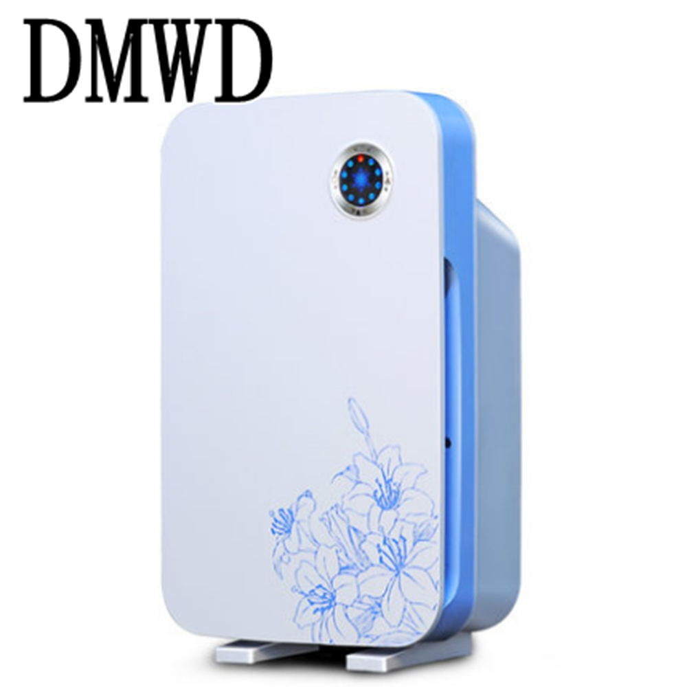 DMWD The air purifier household bedroom formaldehyde pollen PM2.5 haze bactericidal negative ion oxygen airborne pollen allergy