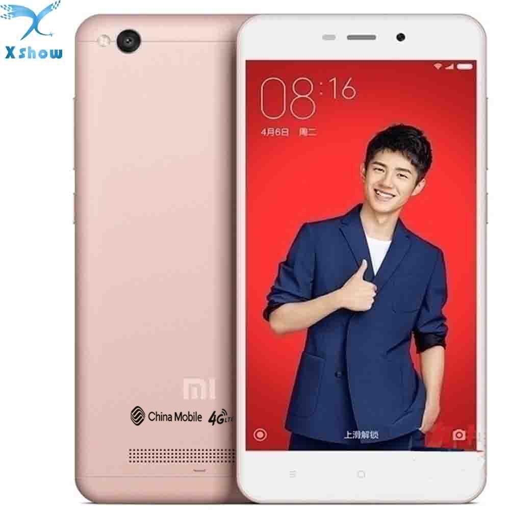 "bilder für Marke neue original Xiaomi Redmi 4A 5' 3120 mah Batterie Snapdragon 425 quad Core 5 ""720 P 5 + 13 megapixel kamera mobiltelefon"