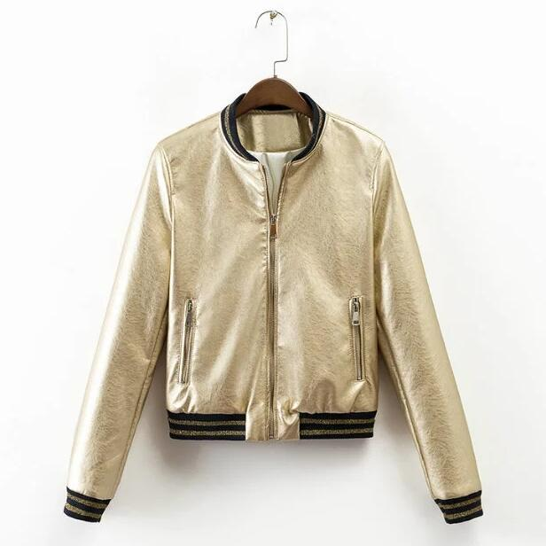 Compare Prices on Womens Gold Jacket- Online Shopping/Buy Low ...