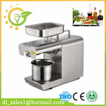Fully Automatic Small Home Use Oil press Machines Peanut Sesame Soybean Sunflower Seeds Oil Pressing