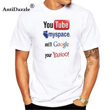 291660adc1c Buy tshirt youtube and get free shipping on AliExpress.com