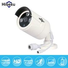 Hiseeu HD POE 1080 P 2.0MP Мини Пуля WDR Ip-камера ONVIF 2.0 Водонепроницаемые ИК CUT Ночного Видения P2P Дистанционного IP66 HB612