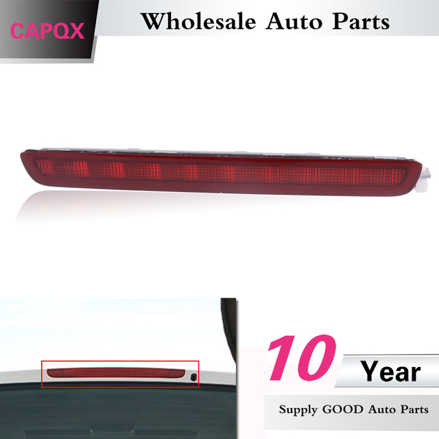 CAPQX Genuine High Mounted Stop Lamp Additional Brake Light 81570-60081 For  LEXUS GX470 2003