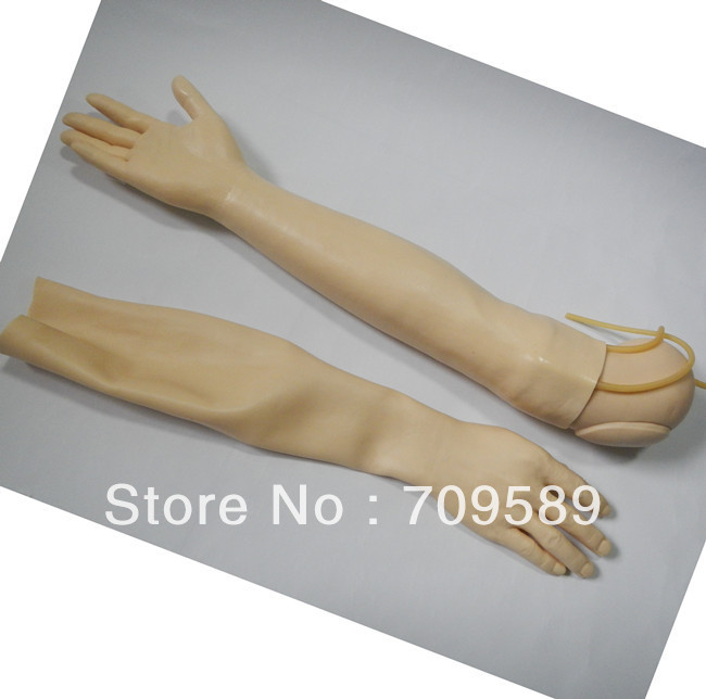 ISO HR/HS2 Multifunctional IV Training Arm iso iv training hand venipuncture hand model iv injection training model