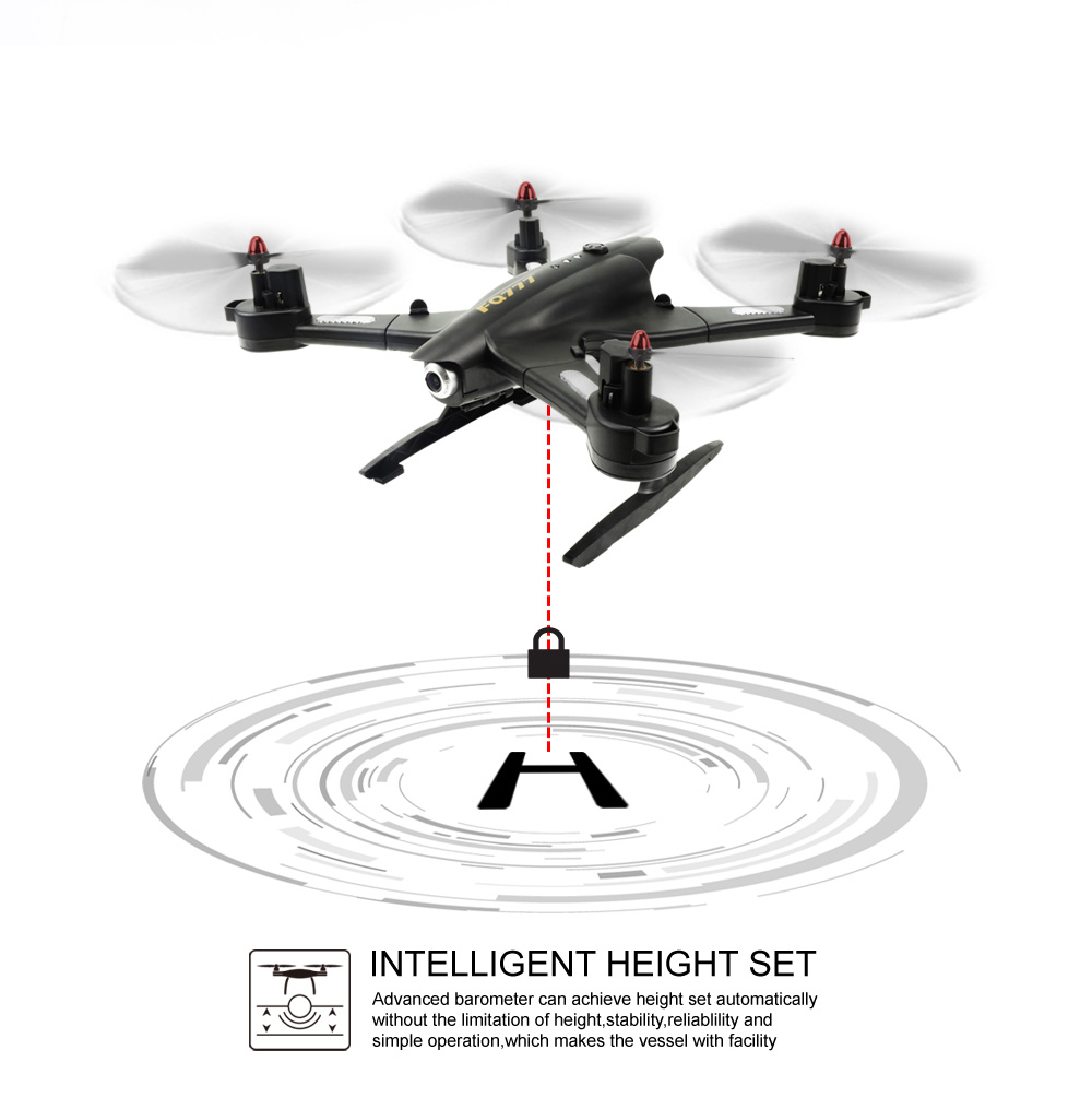 Q20W Helicopter RC Drones HD Camera Real time Drone Profissional WIFI Quadcopter Aircraft Photography Hover and Return Toy