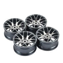 ARC0102 1:10 RC Car Aluminum Alloy Wheel For HSP94123/D4 RC Car Flat Running Drift Wheel Hub Aluminum Alloy Wheel цены онлайн