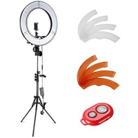 Neewer LED Ring Light And Light Stand 36W 5500K Lighting Kit For Camera Smartphone Youtube Video