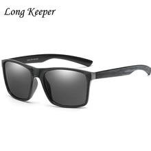 cfa1f7fd81 Vintage Sunglasses Men Polarized Sunglasses Classic Driving Men Retro Rivet Shades  Black Stylish Sun glasses UV400 Gafas de sol