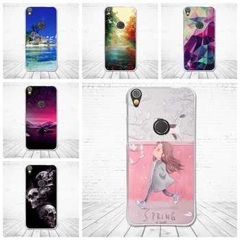TPU Phone Case for Alcatel Shine Lite 5.0 inch Case Back Soft Silicone Cover for alcatel shineline 5080x Cover Shells Fundas Bag image