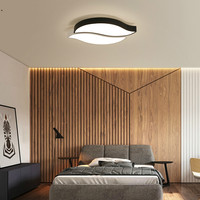 Indoor creative home ceiling lamp butterfly lamp simple Nordic fashion Japanese lamps