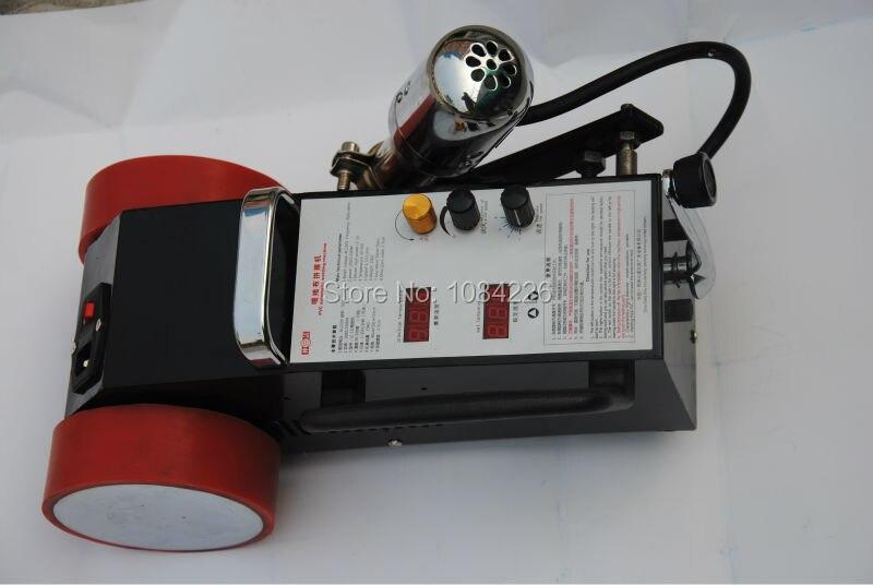 Machine de soudure en plastique à haute fréquence/soudeuse de bannière de pvc/machine de soudure d'air chaud de pvc