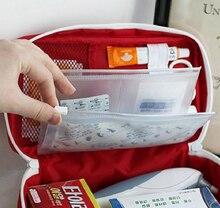 Портативный Средний Пустой Бытовой Многослойный Мешок Аптечки Аптечка Открытый Мешок Скорой Помощи  Лучший!