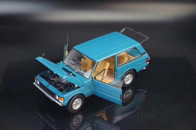 Diecast Modello di Auto Quasi Reale 1970 1:18 (Blu) + PICCOLO REGALO!!!!!-in Macchinine in metallo e veicoli giocattolo da Giocattoli e hobby su  Gruppo 3