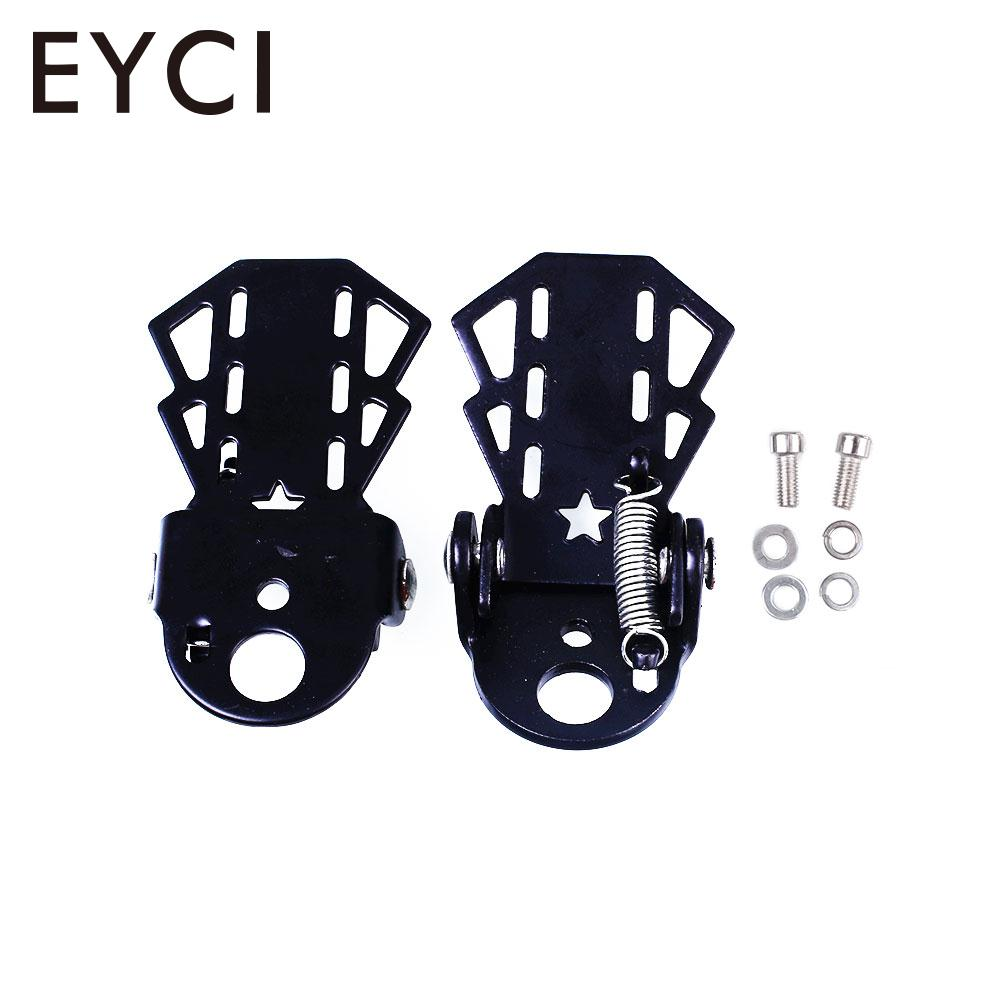 Foot Plate Pedal Bike Mountain Bicycle Cycling Back Seat Metal Thickening Child ...
