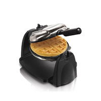 Waffle Machine Household Electric Baking Pan Double sided Heating Waffle Machine Multi function Waffle Oven