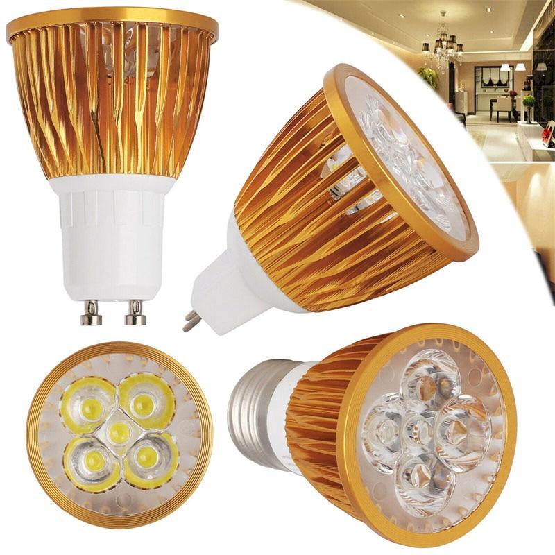 Dimmable LED Spotlight Bulb MR16 GU10 E27 E14 LED Spot Light Lamp 12V 220V 110V 9W 12W 15W Lamp Warm Cool White Neutral White YZ