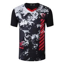 все цены на New Arrival 2019 men Designer T Shirt Casual Quick Dry Slim Fit Shirts Tops & Tees Size S M L XL LSL255(PLEASE CHOOSE USA SIZE) онлайн