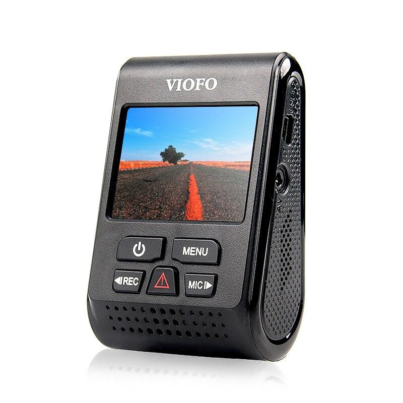 Original VIOFO A119 Pro Car Camera 2k 1440P 30fps video recorder Car Dash cam Novatek 96660 2.0 LCD Car DVR GPS optional