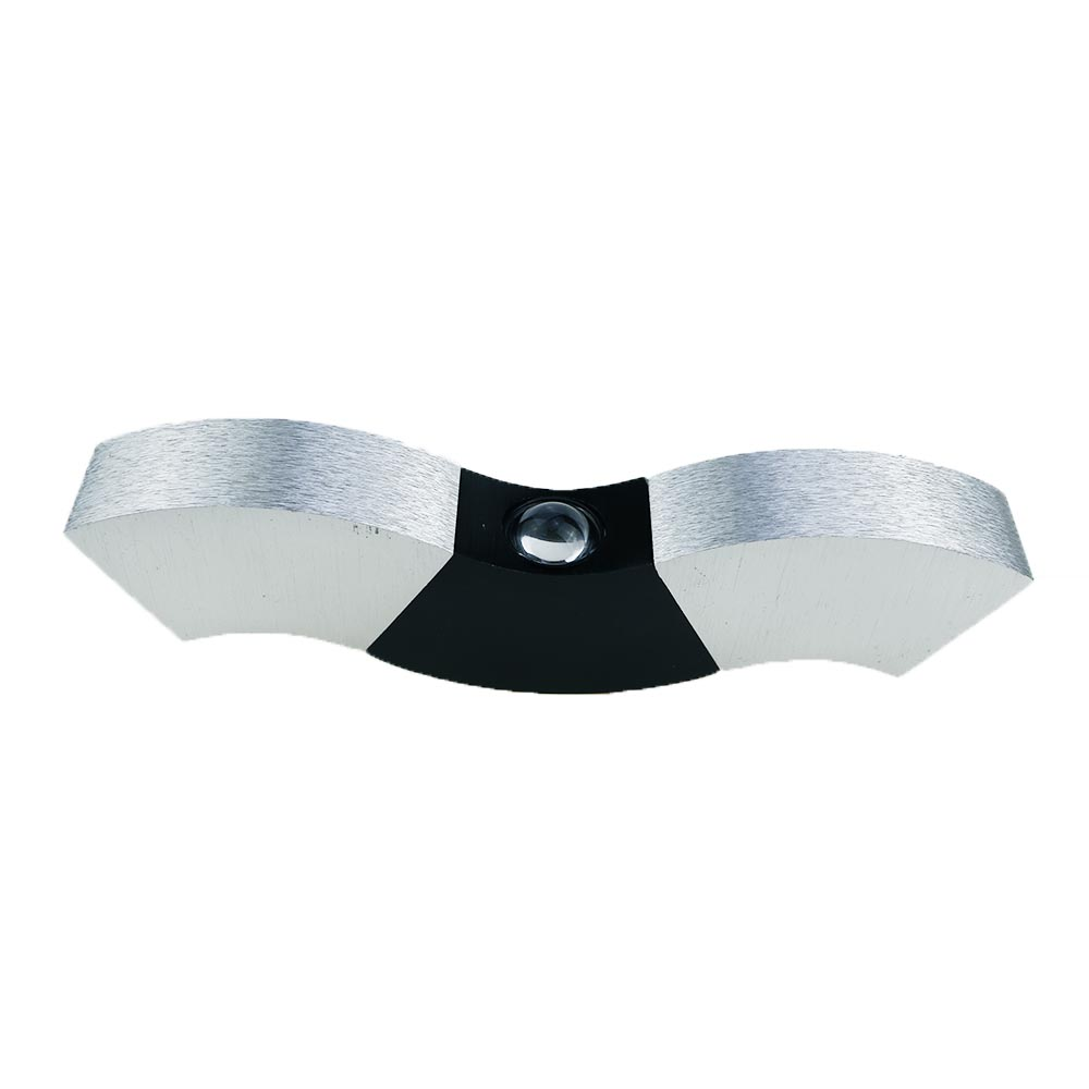 Nowoczesne aluminiowe kinkiety High Power 3W / 9W Led Lampa ścienna - Oświetlenie wewnętrzne - Zdjęcie 5