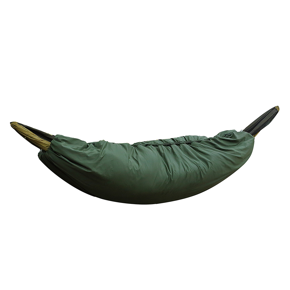 Image 4 - Multifunctional Camping Hammock Sleeping Bag Underquilt Lightweight Camping Quilt Packable Full Length Under Blanket-in Sleeping Bags from Sports & Entertainment