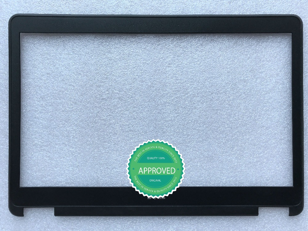 100% for Dell Latitude E7440 7440 LCD Front Bezel B cover trim without NO Webcam camera PORT hole P/N: AP0VN000200 0D51RK 066V7H for dell latitude e7440 brand new a shell top cover dp n 0dm6r