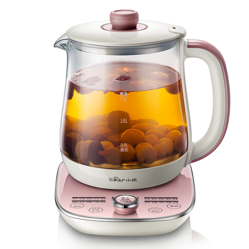 Health Pot Automatic Thickening Glass Multi-function Electric Kettle Teapot Home Tea Pot Health 1